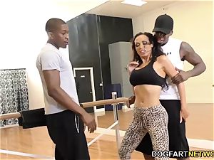 Nikki Benz loves assfuck with bbc - hotwife Sessions