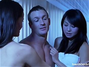 Christine Nguyen & Raven Alexis - sexy Wives Sinsations