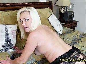insane peeing cootchie slut instruction with Ms Paris Rose