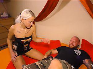 SEXTAPE GERMANY - Alternative German blondie boned deep