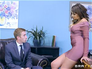 Cassidy Banks nailed by Danny D