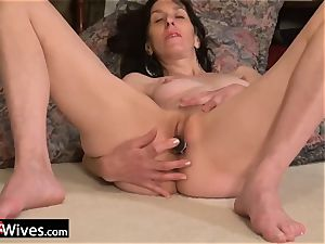 USAwives Solo Matures plaything masturbation Compilation