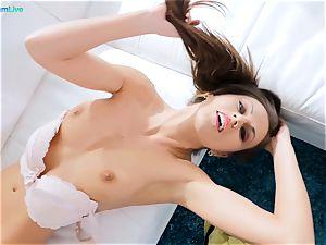 handsome nymphomaniac Tina Kay wild rectal pounding