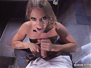 assfuck fuckin' Candice Dare rigid and deep