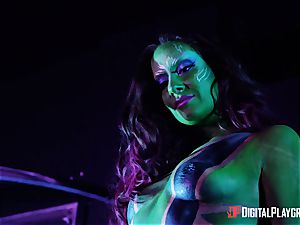 Guardians of the green cunny with Cassidy Klein