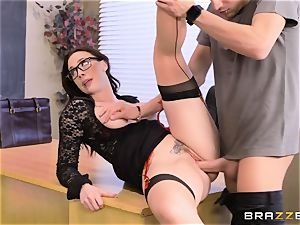 Chanel Preston torn up in every crevice