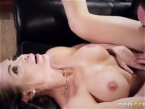 unbelievable insane porn industry star Nicole Aniston came to my palace and pummels my rigid schlong