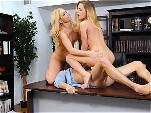 Marriage guidance gets tasty for Sydney Cole and Aaliyah love
