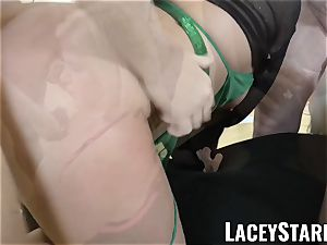 LACEYSTARR - Lacey Starr and her friends gangbanged