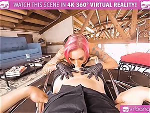 VRBangers.com busty cougar banged firm By her Costumer