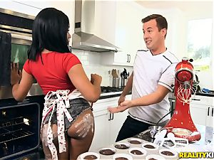 Baking with Jenna J Foxx